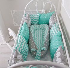 Babynest for Newborn, Removable mattress, Sleep bed,Baby Baby Boy Bedding, Baby Pillows, Baby Bedroom, Baby Room Decor, Baby Boy Nurseries, Baby Quilts, Baby Sewing Projects, Baby Makes, Baby Accessories