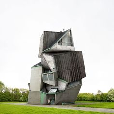 impossible architecture by filip dujardin.