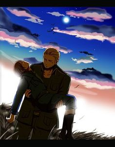 Always there even after September 1943 ... Gerita , Germany and Italy, Hetalia!