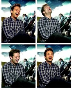 Seb, your face is adorable. Thank you. That is all.