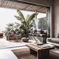 hotel arquitectura Coming soon Casa Cook El Gouna Home Design, Home Interior Design, Interior Decorating, Modern Design, Minimalist Interior, Minimalist Home, Exterior Design, Interior And Exterior, Casa Cook Hotel