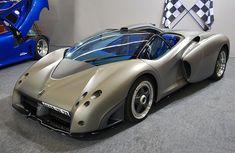 The Lamborghini concept – Pregunta Prototype, was designed by the Design Studio Heuliez-Torino.