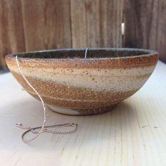Handmade Jewelry Bowl Dish Swirled Clay by CoraCeramics on Etsy