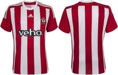 Southampton 2015-16 adidas Home