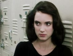 "Winona Ryder, ""Heathers"" (1988)"