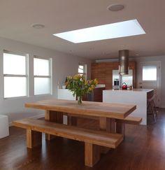 Meja Makan Bangku | Rumah Ide