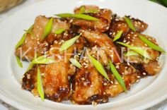 свинина по-китайски в соевом соусе