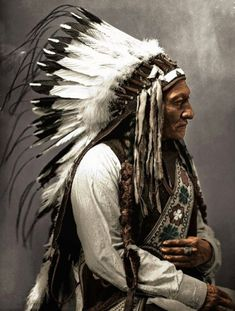 Sitting Bull Colorized by Grover Native American Warrior, Native American Beauty, American Indian Art, Native American History, American Indians, Native American Paintings, Native American Pictures, Sitting Bull, Tattoo Indio
