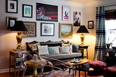 35 Adorable Vintage Living Room Design And Decoration Ideas You Have To Know Antique Living Rooms, Eclectic Living Room, Living Room Interior, Living Room Decor, Best Living Room Design, Living Room On A Budget, Living Room Remodel, Living Room Designs, Beautiful Houses Interior
