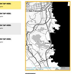 spilliams Spencer Williams 18 May  well, somebody press the Easy button and let's ship it! made with @LeafletJS and @stamen in 5 minutes. pic.twitter.com/IXOwZ4n9