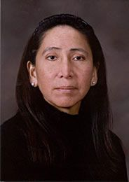 "Delphine Red Shirt, author of ""Bead on an Anthill: A Lakota Childhood"""