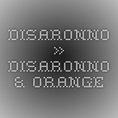 Disaronno » DISARONNO & ORANGE