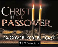 A kosher styled, Messianic Passover Celebration for the whole family.