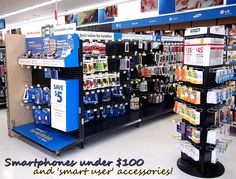 Affordable Phones, Accessories, + Plans at Walmart #FamilyMobile #Shop