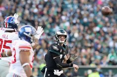 Eagles: A look at Carson Wentz's big day and Zach Ertz's career year