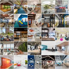 The Top 25 Most Popular Offices of 2016 - Office Snapshots