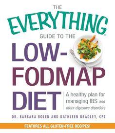 Dr. Barbara Bolen's recent low FODMAP book!