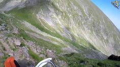 Getting high up in the sky around 2500m - Hard Enduro