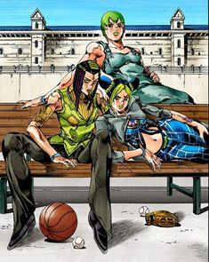 cap 34 page 2 Foo Fighters, Jojo's Bizarre Adventure, Manga Art, Manga Anime, Jojo Parts, Jojo Memes, Poses, Jojo Bizarre, Bizarre Art