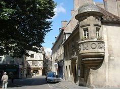 Dijon France-- this is right at the end of my street!!