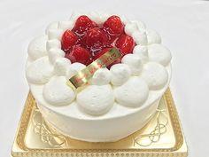 cake 生クリームデコレーション