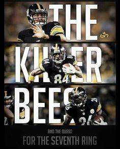 "The Killer Bees: Le'Veon Bell, Antonio Brown & ""Big Ben"" Roethlisberger"