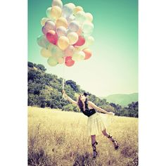 balloons | Tumblr ❤ liked on Polyvore