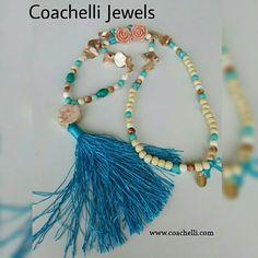 Coachelli...bijoux hippie chic. ..tendance...jewelry..Worldwide Shipping www.coachelli.com