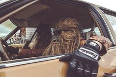 Hilarious Look at the Everyday Life of Wookiees - My Modern Metropolis