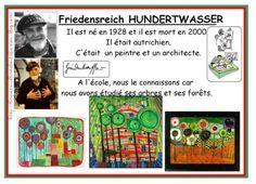 à la manière de Hundertwasser