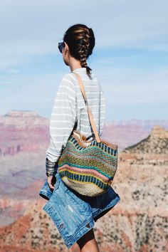 Grand_Canyon-Arizona-Shorts_Levis-Striped_Top-COnverse-Outfit-Denim-4