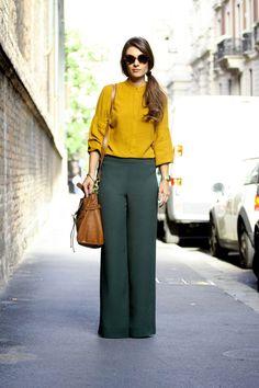 Adereza tu armario con el mostaza picante http://chezagnes.blogspot.com/2016/10/pantone-spicy-mustard.html la receta perfecta de @pantone  #SpicyMustard #Moda #Fashion #Pantone #AW16