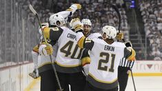 Stanley Cup Playoffs Buzz: Golden Knights make Cup Final, history