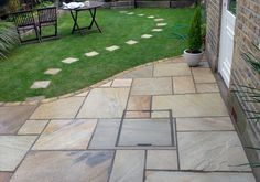 Image result for back garden patio