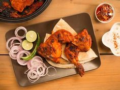 TANDOORI CHICKEN RECIPE - STEP 1