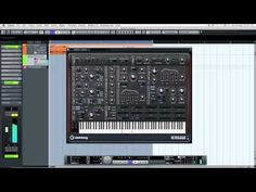 nice Cubase 7 How to create Wobble DubStep Bass using Retrologue Crack Free Download VST