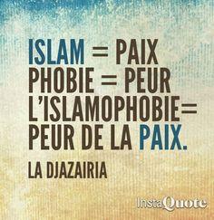 Peur de la Paix !!!