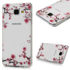 Samsung Galaxy A3(2016) Coque - BADALINK Phone Case TPU Souple Coloré de Protecteur Transparent: Amazon.fr: High-tech