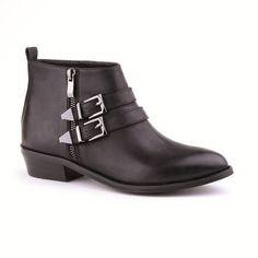 || bata || winter ROCK ‹ Blogging Fashion #ankleboot #rock