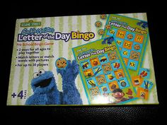 ▷ Sesame Street Telly Oscar and the letter B