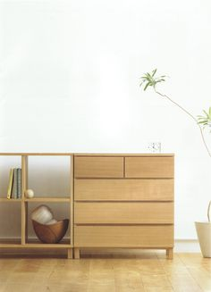 Muji - Drawer unit