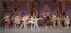Ballanchine's Nutcracker @ the NYCB - (Interesting article, though I have some minor bones to pick with  it... starting with the author's calling Balanchine Diaghilev's protegé... )
