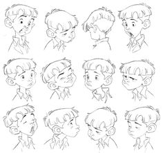 ✤ || CHARACTER DESIGN REFERENCES | キャラクターデザイン • Find more at www.facebook.com/... if you're looking for: #lineart #art #character #design #illustration #expressions #best #animation #drawing #archive #library #reference #anatomy #traditional #sketch #development #artist #pose #settei #gestures #how #to #tutorial #comics #conceptart #modelsheet #cartoon #kids #face || ✤