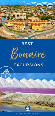 Top 5 Things to Do in Bonaire | Bonaire is known for it's splendid scuba diving, but there is plenty to do even if you don't dive. Here we share our favorite excursions in this cruise port, and we think you'll see why this island should be part of your Caribbean vacation itinerary. Check it out and you'll be ready for your own adventures as soon as travel and cruising resumes! #Bonaire #CaribbeanVacation #Excursions #CruiseVacation #CaribbeanCruise