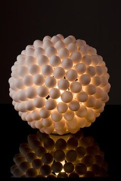 Eggshell light