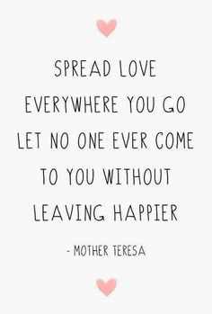Spread love ♡