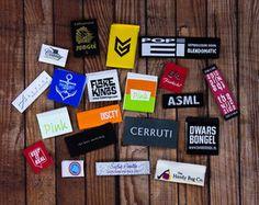 Diverse Geweven Labels