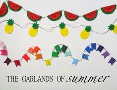 The Garlands of Summer