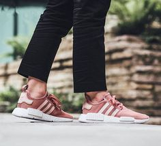 a0fc8f7b4d9 Adidas Originals NMD Pink White for women Adidas Gazelle