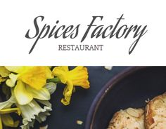 """Check out new work on my @Behance portfolio: """"Spicy Factory"""" http://be.net/gallery/31673207/Spicy-Factory"""